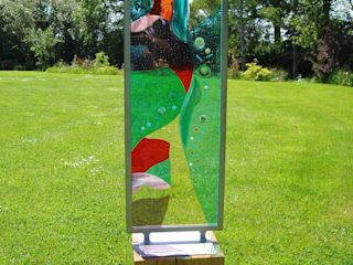 Summer Breeze:   by Glass designs UK