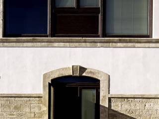 """PROGETTO """" MAT """" - RECUPERO E RIFUNZIONALIZZAZIONE DELL' EX MATTATOIO COMUNALE DI TERLIZZI :  in stile  di DUO - Studio di Architettura"""