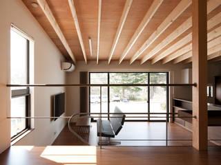 前原尚貴建築設計事務所/Naotaka Maehara Architectural Design Office Modern living room