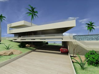 Project and Direction for the construction of Home in the Island of Tenerife von Osvaldo Talamonti - estudio de arquitectura