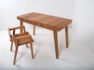 modern  by Woodstudio MAUM, Modern