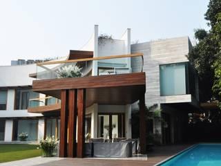 Art House, New Delhi. India Modern houses by Morphogenesis Modern