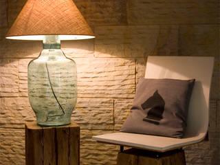 glass lamp od Gie El Home Nowoczesny