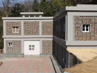 ATALI - GANGA:  Commercial Spaces by RLDA Studio