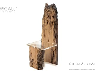 ETHEREAL CHAIR:  in stile  di Arch. Laura Cera | KERA ecodesign