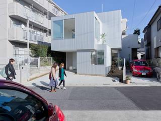 House in Chayagasaka Rumah Modern Oleh 近藤哲雄建築設計事務所 Modern