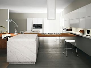 Kitchens de Marmi di Carrara