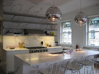 Kitchen by Marmi di Carrara
