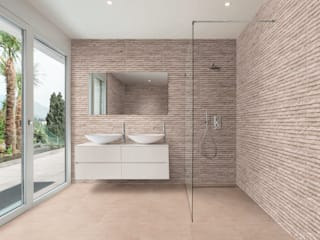 Rock Face by The Baked Tile Company Сучасний