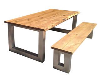 Tisch: modern  von fischerarchitektur,Modern