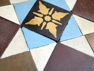 By The Vintage Floor Tile Company