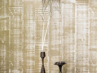 Lucca  Hand Made Plaster Wallcovering:   by Architectural Textiles Ltd