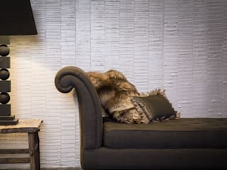 La Scala Hand Made Plaster Wallcovering:   by Architectural Textiles Ltd