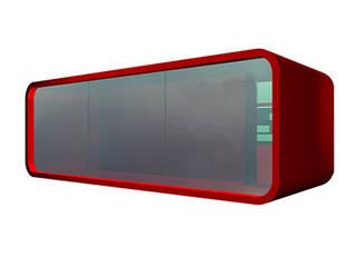 Infobox:  Messe Design von SW  Retail+Interior Design,Modern