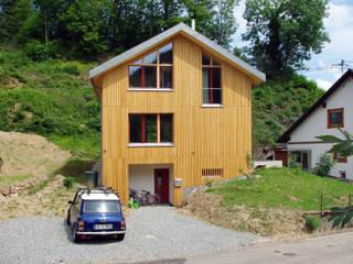 di dörr & irrgang Architekten und Generalplaner GmbH Maisons rurales