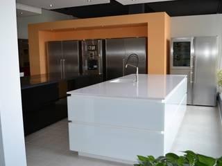 L'EIX pur cuisines et interieur Cuisine minimaliste