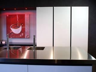 LOFT pur cuisines et interieur Cuisine minimaliste
