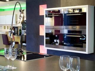 LOFT pur cuisines et interieur Cuisine moderne