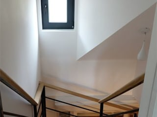 Bergerie _ Origami Monochrome Maisons minimalistes par CRISS CROSSING Minimaliste