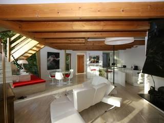 projets:  de style  par MOITRY ARCHITECTE