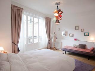 Paris 8ème Chambre par Carine Tilliette