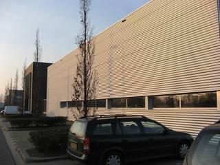 Eltra :  Kantoorgebouwen door FD architecten