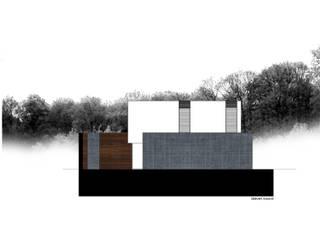 Villa Première: modern  door FD architecten, Modern