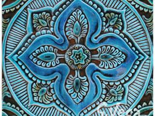 MANDALA #5:   by Gvega Ceramica