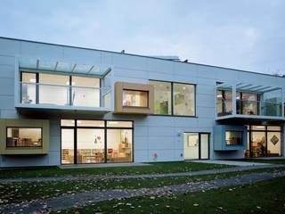 Kindergarten Wels:  Schulen von SWAP Architekten ZT GmbH