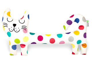 KOT w KROPKI: styl , w kategorii  zaprojektowany przez Miętowy Kot
