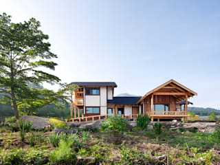 House in Geochang 주택 by studio_GAON