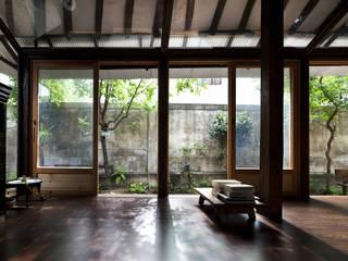 Lucia's earth studio_GAON Houses