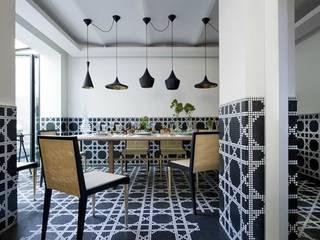 VIVIENDA EL VISO (Madrid): Hogar de estilo  de ESTEPA PROYECTOS ESTUDIO DE INTERIORISMO