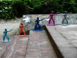 Statuette Young Seven Up par Bang Bang Kid Éclectique