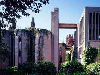 Espaços por Ricardo Bofill Taller de Arquitectura