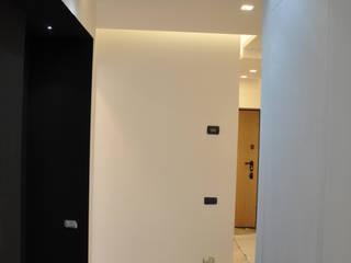 Arch. Andrea Pella Pasillos, vestíbulos y escaleras de estilo moderno