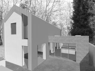 Archer Lane: modern  by Paul Testa Architecture, Modern
