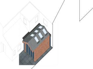 Materials axonometric:   by Paul Testa Architecture