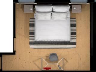 e-perte: Dormitorios de estilo  de e-perte