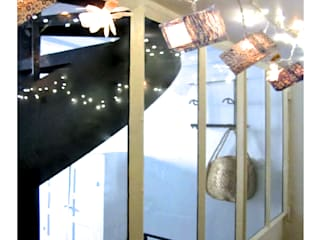 Cuisine Béton ciré: Cuisine de style  par julie drevet architecte d'intérieur