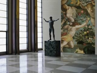 Collezione Venetian Damask di Jannelli&Volpi: Case in stile in stile Classico di Jannelli&Volpi