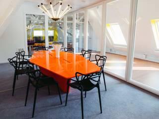 Paymentwall - Amsterdam Ofis Derin ห้องทำงานและสำนักงาน