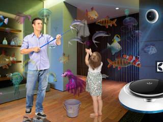 Future Hunter Gatherer - Electrolux Design Lab Gewinner 2014 von Electrolux