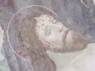 affresco Bascio alto : Arte in stile  di Maria Chiara Tonucci