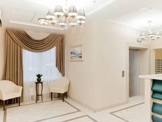 Center of interior design Edificios de oficinas de estilo clásico