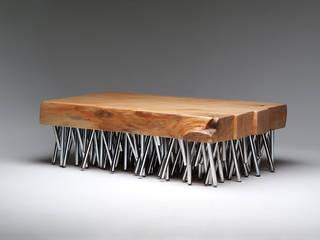 229. Table scolopendre:  de style  par MELLAN ROLAND