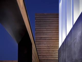 Edificio moderno Casas modernas de Pascal Arquitectos Moderno