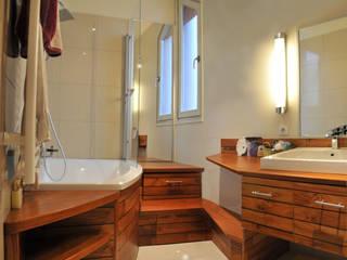 Bathroom by alain vieux decoration