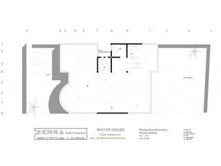 Water House:  de estilo  por zerraestudio
