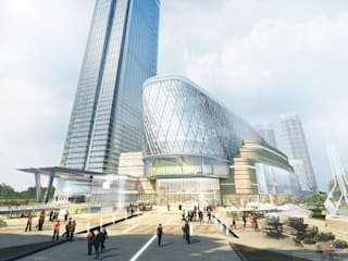 Heartland 66 by Architecture by Aedas